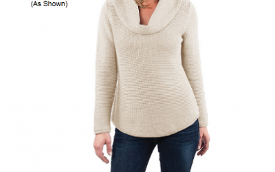 0004765 Laurie Pullover